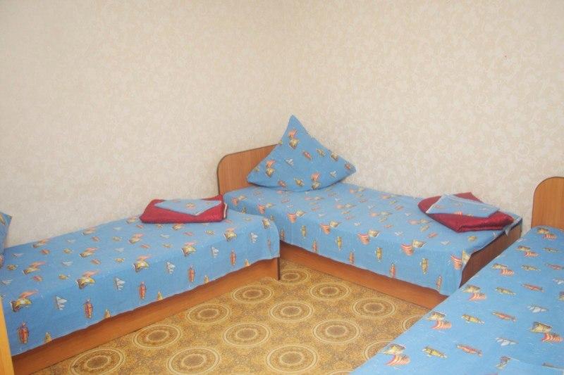 Усадьба Святослава Федорова, пансион. 08