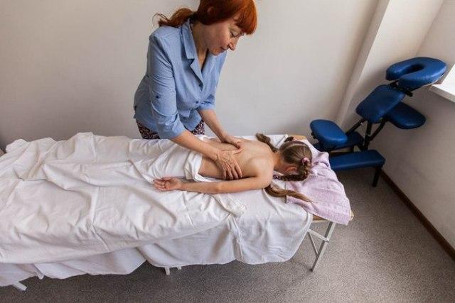 Морская Звезда, детский оздоровительный комплекс. 09.лечебные процедуры