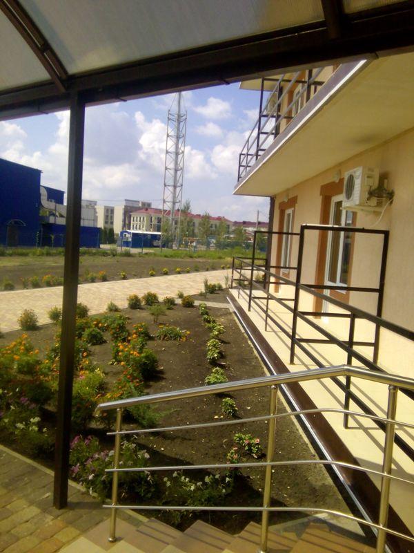 Тет-а-Тет, отель в Афипской. 04