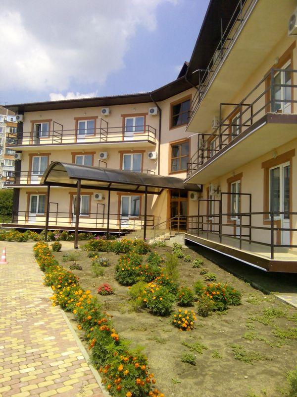 Тет-а-Тет, отель в Афипской. 05