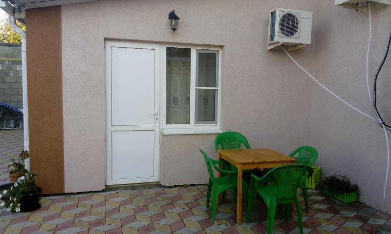 Касабланка, гостевой дом. Четырехместный номер с отдельным входом