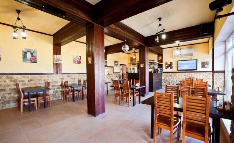 """Отель """"Nouvelle"""". Кафе (3)"""